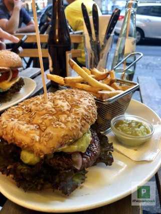 Der leckerste glutenfreie Burger seit Jahren in der Burgerie Berlin