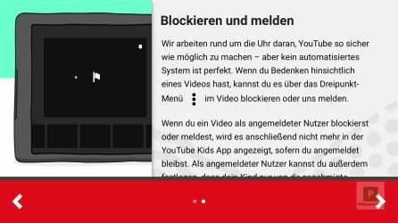 Inhalte Blockieren oder melden