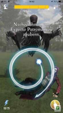 Harry Potter Wizards Unite Dementor