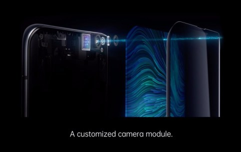 Oppo Under-Screen-Camera Technik