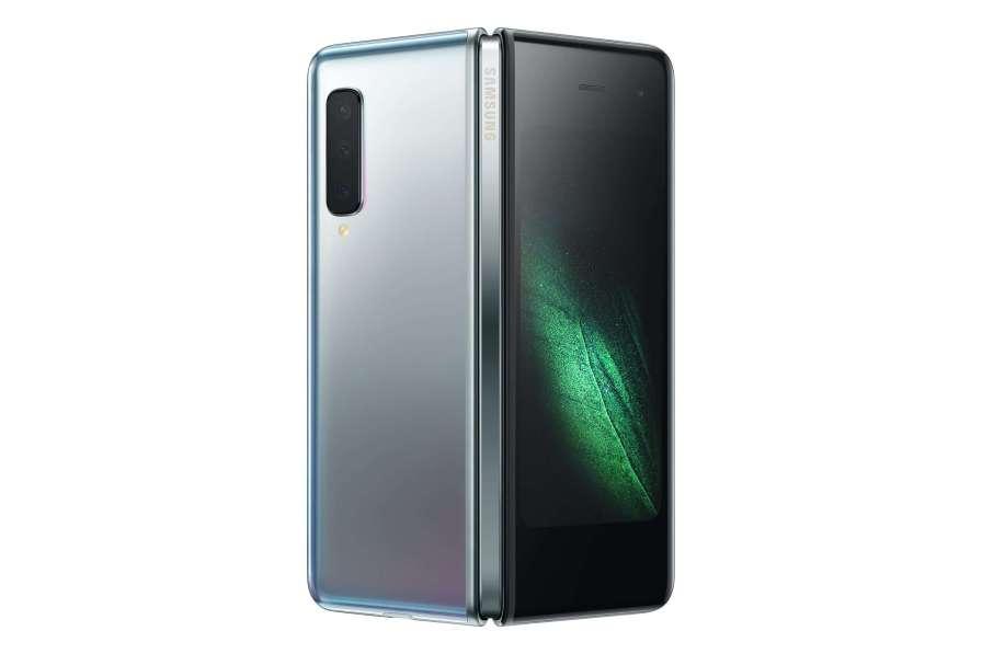 Galaxy Fold 5G Back