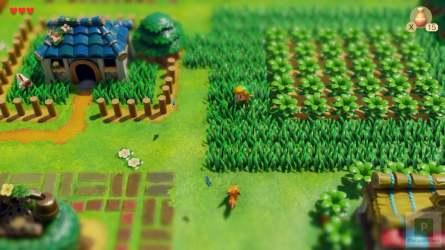 Zelda: Links Awakening