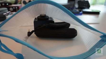 Video-Mikrofone gut verpackt