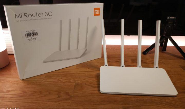 Xiaomi WiFi Router 3C