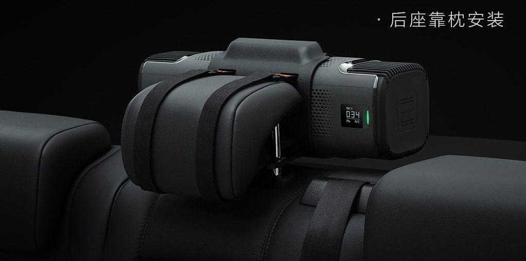 Samochodowy oczyszczacz powietrza - Xiaomi Roidmi Car Air Purifier