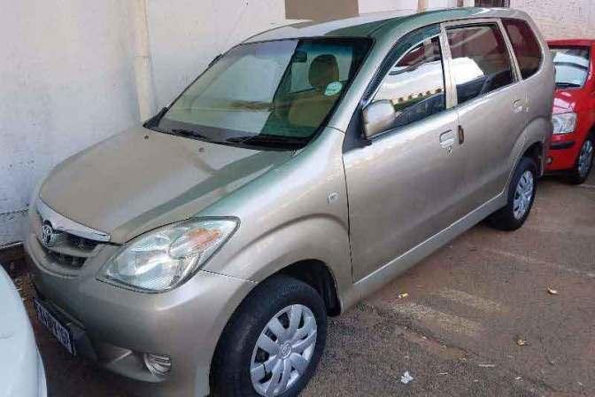Rental Mobil Avanza Lahat