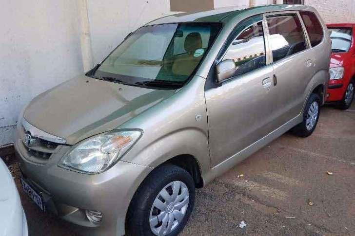 Rental Mobil Avanza Jepara