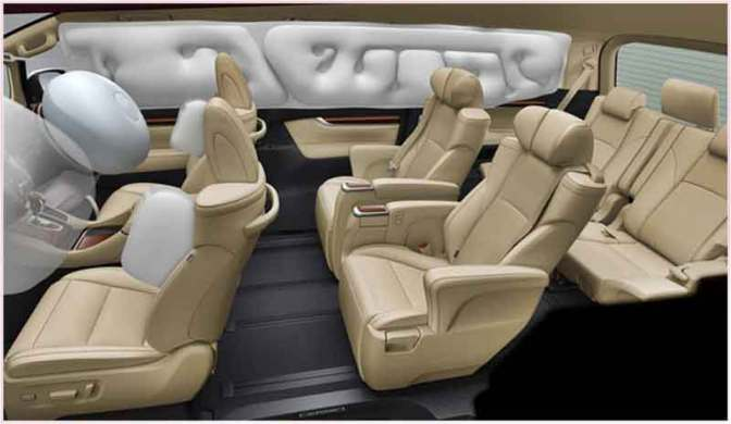 Rental Alphard Supiori