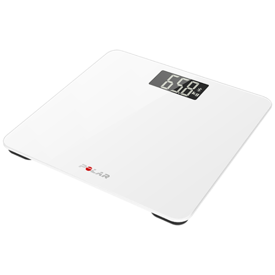 Polar Balance Scale, White