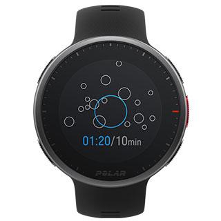 V2-feature_Serene Test de la montre connectée Polar Vantage V