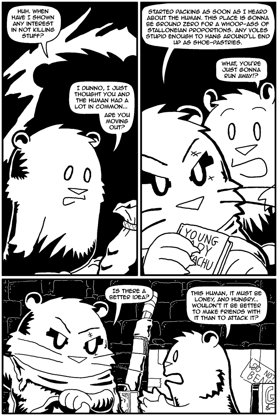 The Last Human Alive, Page 10