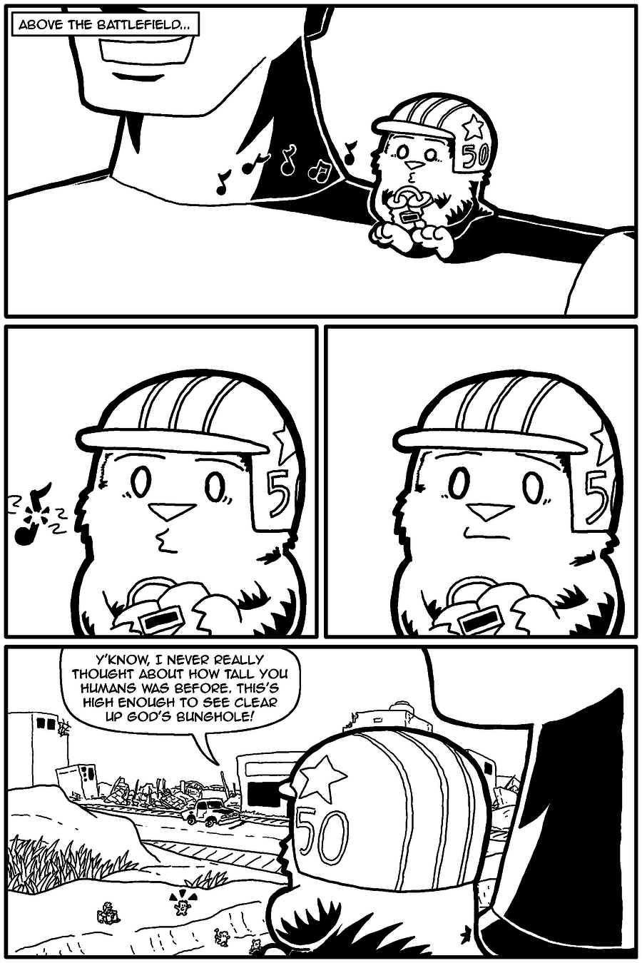 The Last Human Alive, Page 25