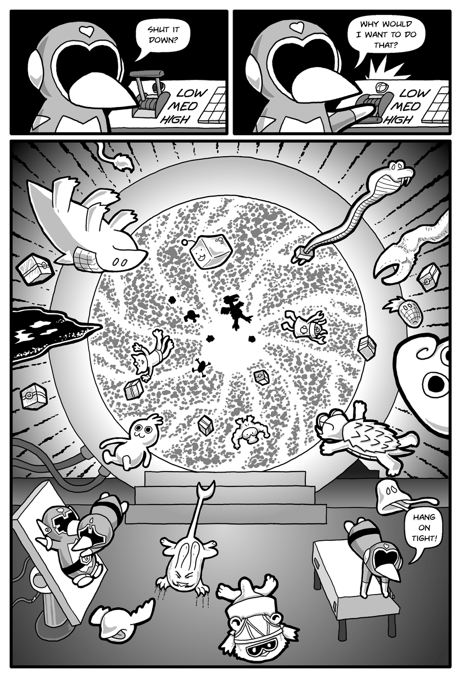 The Pet Monsters, Page 18