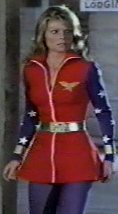 Polar Blairs Den Wonder Woman 1974