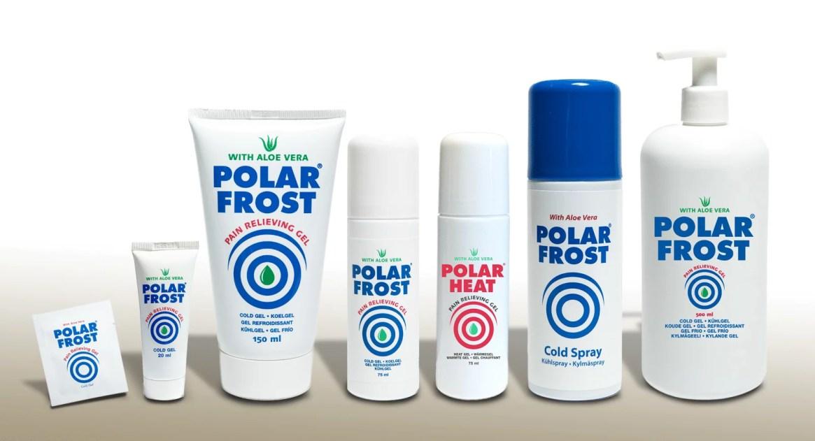 Polarfrost produkter
