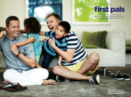 JC Penney Father's Day Ad