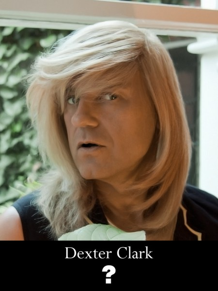 Dexter Clark's Celebrity Head