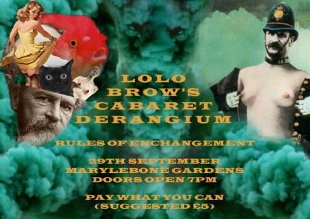 Lolo Brow's Cabaret Derangium