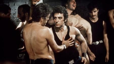 Cruising, Al Pacino, Film stil