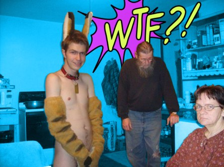 WTF?! Friday, Disappointed parents