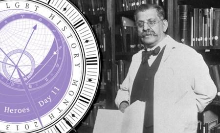 LGBT History Month Hero Magnus Hirschfeld
