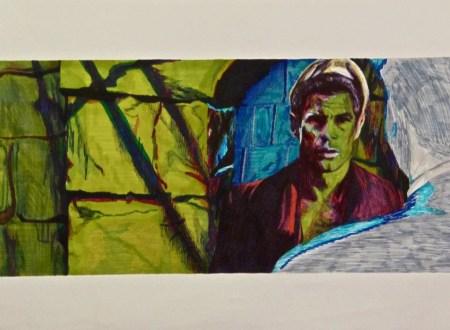 Simon Foxall, art, Querrelle
