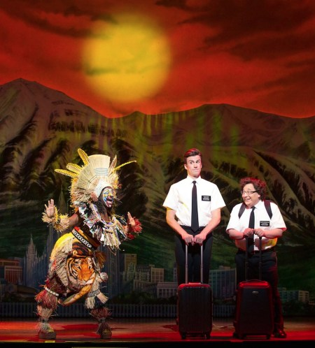 Book Of Mormon, London review
