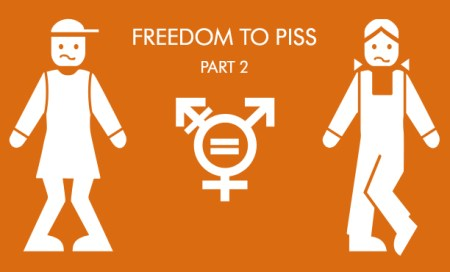 Freedom to Piss, SB 1045
