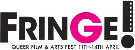 Fringe! Queer Film Fest Logo