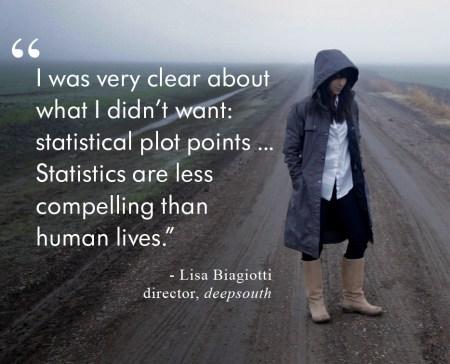 Lisa Biagiotti, deepsouth
