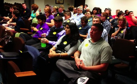 SB1045 Hearing, Freedom to Piss