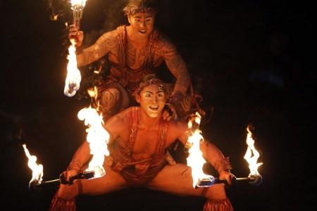 Alegria, Fire, Cirque de Soleil, Review