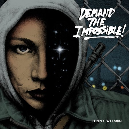 Jenny Wilson, Demand The Impossible, Album Cover