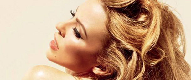 A cropped image taken from Kylie Minogue
