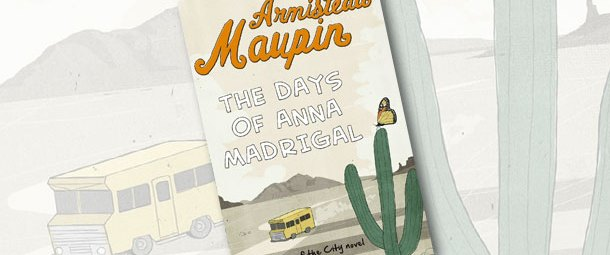 An image of the book cover Armistead Maupin