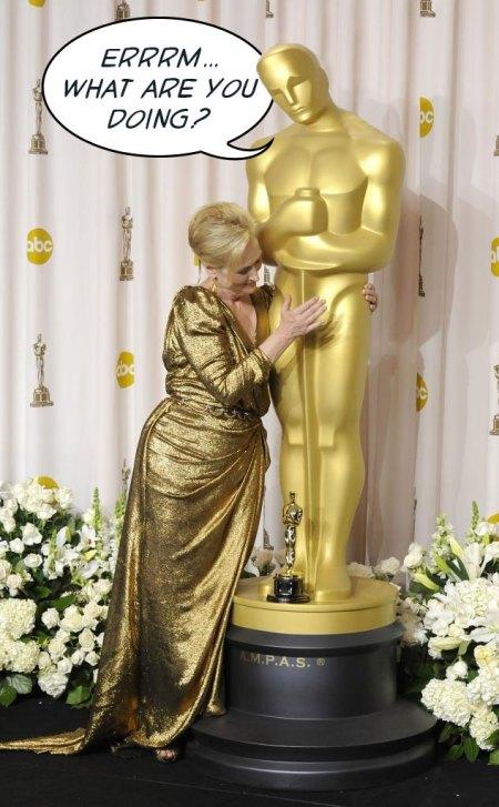 The Oscars WTF, Polari Magazine