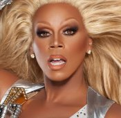 Rupaul, LGBT Icon, Polari Magazine