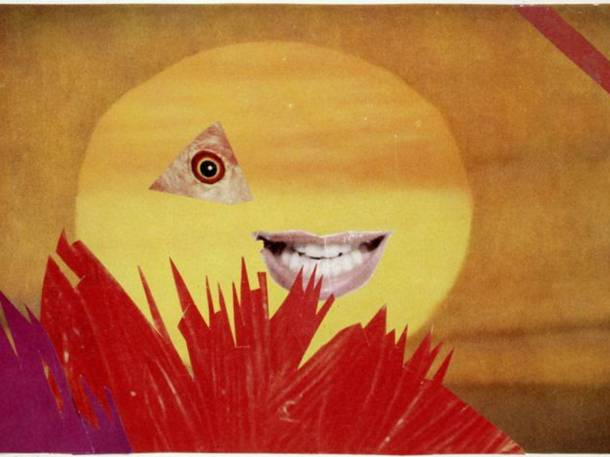 Little Sun, by Hannah Hoch