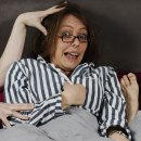 Rosie Wilby, lead photo for her stand up comedy show
