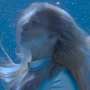 A detauil of the cover art of iamamiwhoami