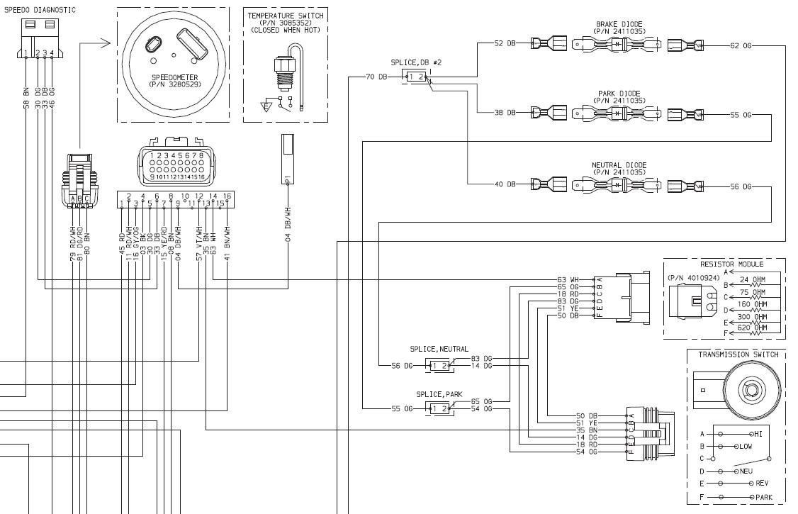 Resistor Pack Wiring Diagram
