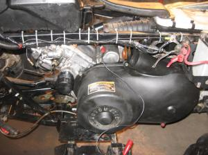 Project Fire Duck: 2011 Sportsman 500 Rebuild  Page 6