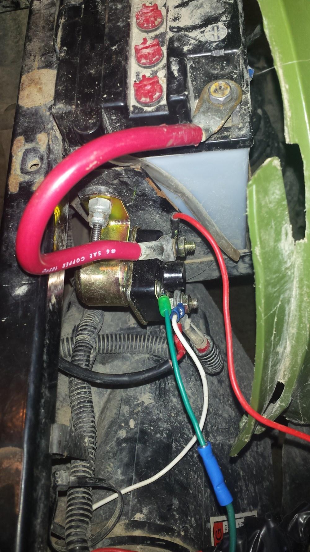 medium resolution of polaris starter solenoid wiring diagram 39 wiring polaris atv solenoid wiring diagram polaris ranger solenoid wiring