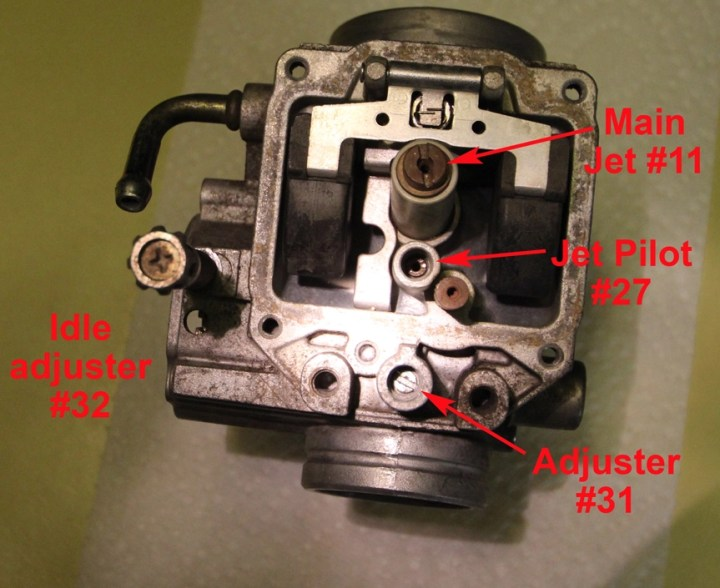 2001 Polaris Scrambler 500 Carburetor Adjustment