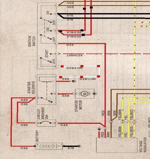 magnum 325 wiring diagram