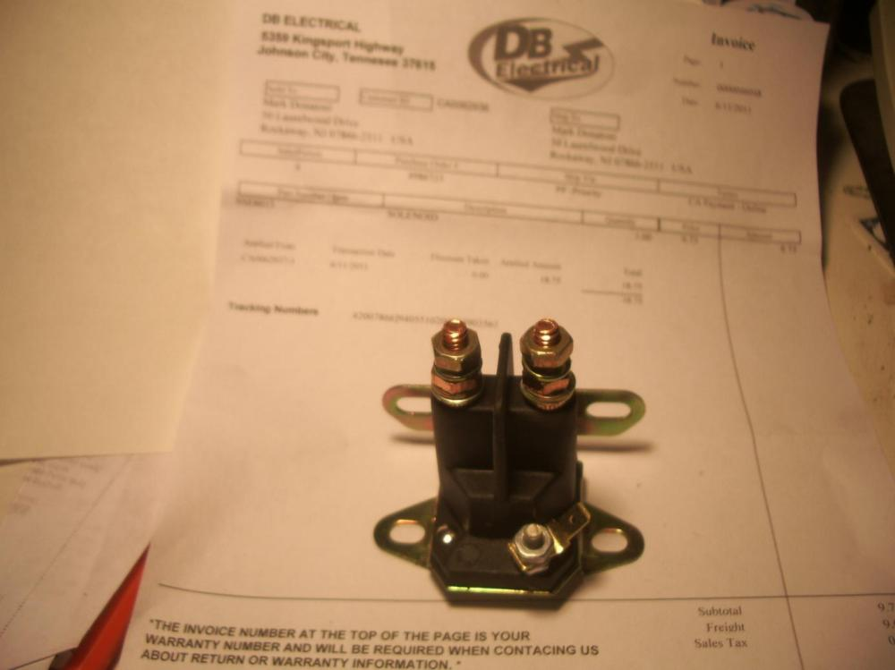 medium resolution of click image for larger version name picture of solenoid 002 jpg views 7321 starter removal 2005 polaris sportsman 500
