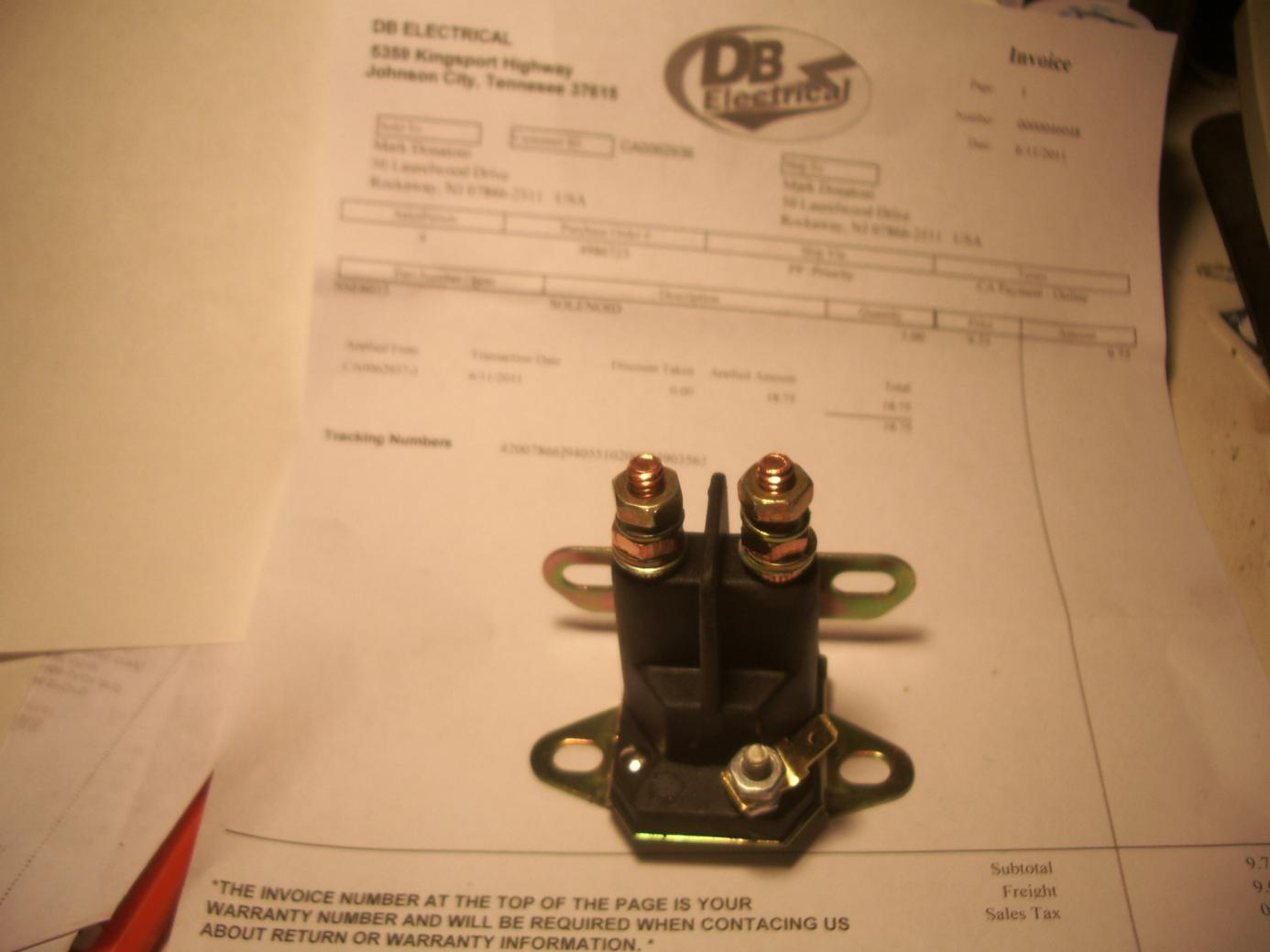 hight resolution of click image for larger version name picture of solenoid 002 jpg views 7321 starter removal 2005 polaris sportsman 500