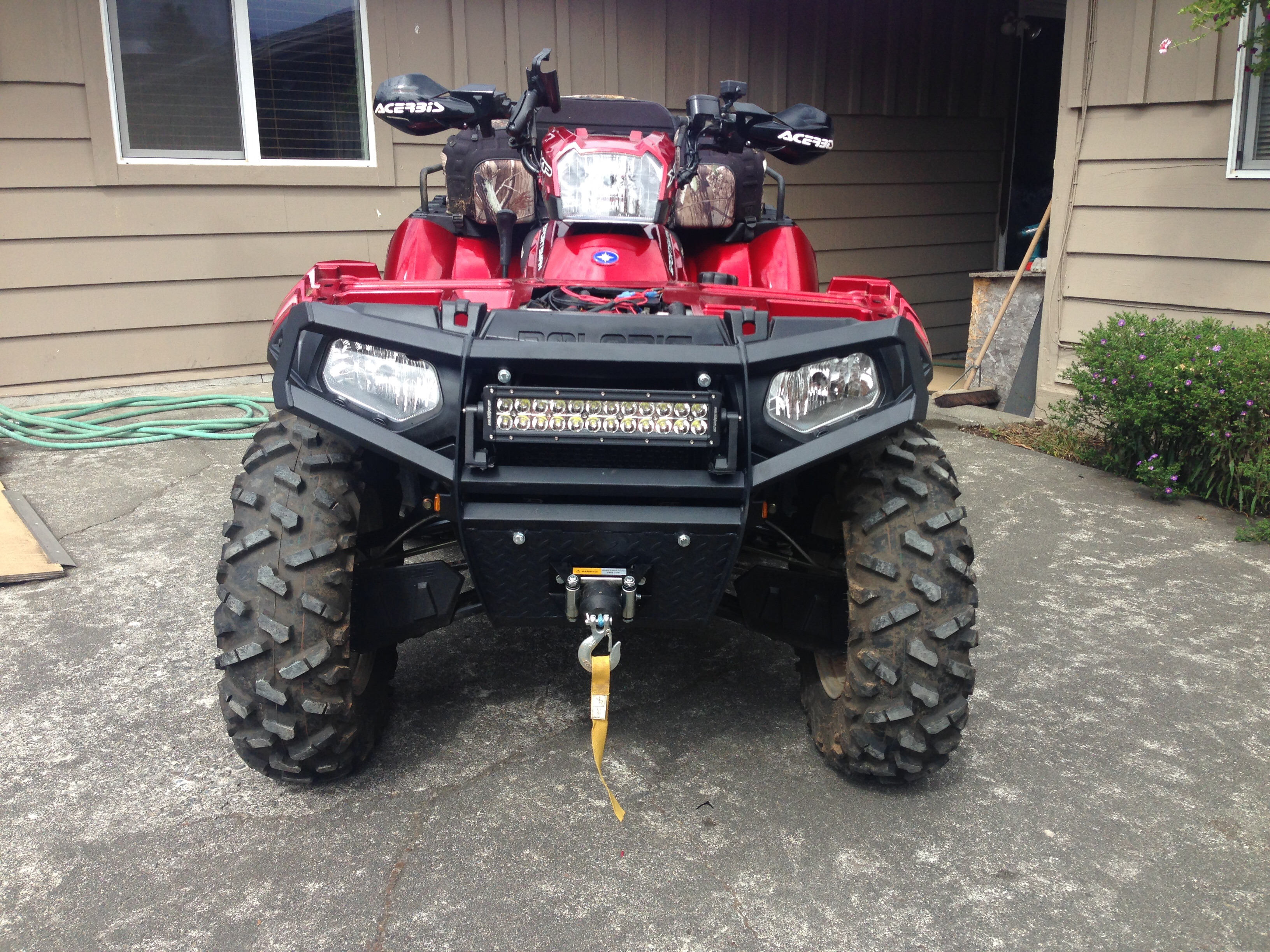 Led Light Bar Wiring Diagram For Atv