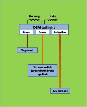 Cargo box LED brakerunning lights HELP!  Page 2  Polaris ATV Forum
