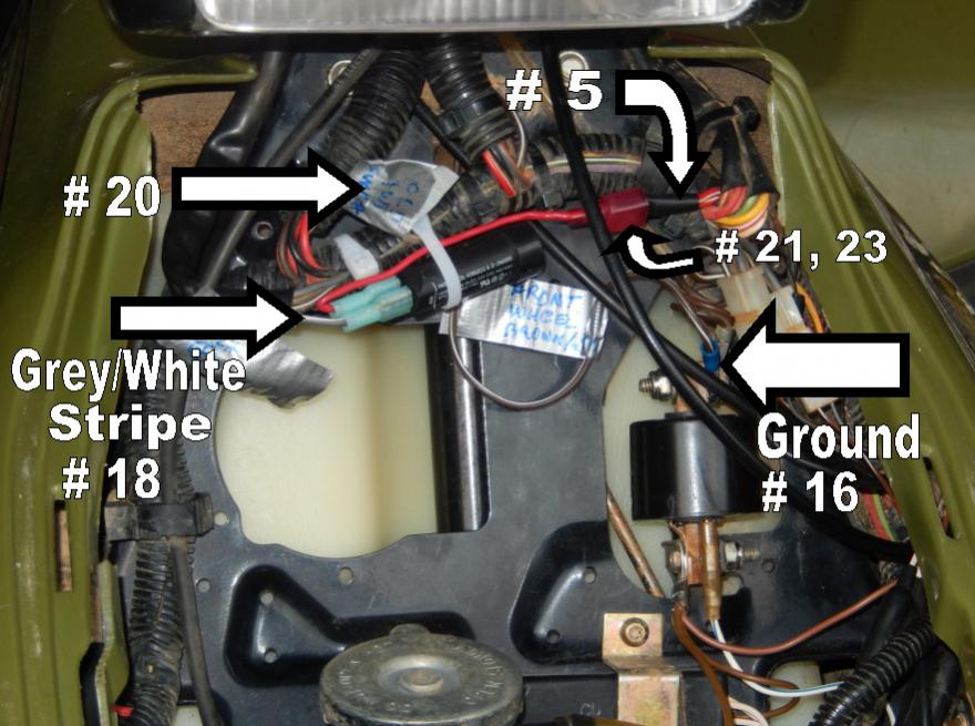 Wiring Diagram As Well As 2006 Polaris Predator 500 Diagrams Wiring
